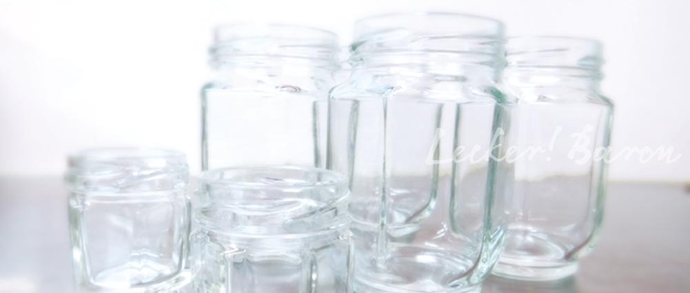 レッカーバロンこだわりの日本国産ジャム瓶